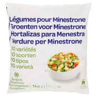 Verdure per Minestrone Surgelato
