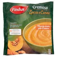 Findus Cremosa Zucca e Carote