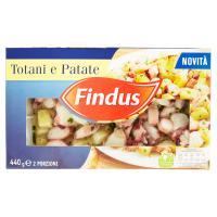 Findus Totani e Patate