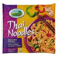 LA VALLE DEGLI ORTI THAI NOODLES Noodles con verdure, pollo e spezie, surgelati