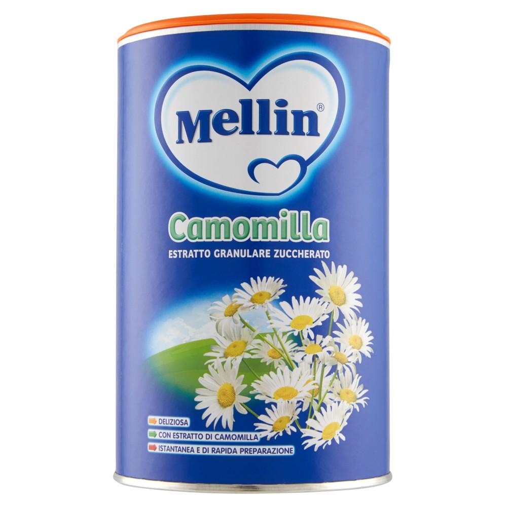 Mellin Camomilla estratto granulare zuccherato