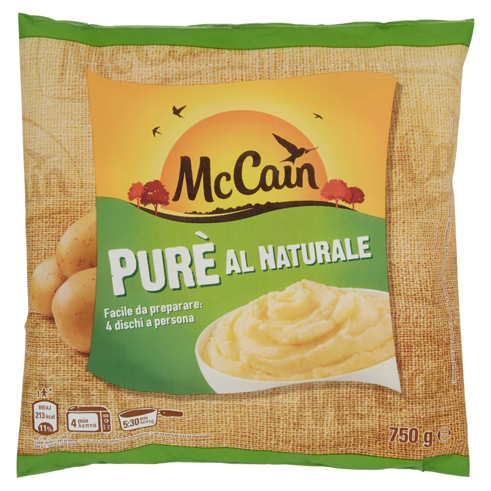 McCain Purè al Naturale