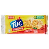 Tuc - Cracker con Pomodoro e Grana Padano