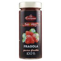 Il Melograno Bio & Veg Fragola pura frutta 100%