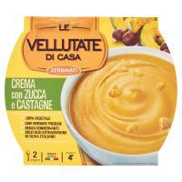 Zerbinati Le Vellutate di Casa Crema con Zucca e Castagne
