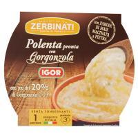 Zerbinati Polenta pronta con Gorgonzola Igor
