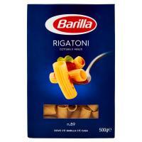 Barilla - Rigatoni, Pasta di Semola di Grano Duro, n.89