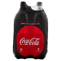 Coca-Cola Zero Zuccheri Zero calorie bottiglia da 1,5L, confezione da