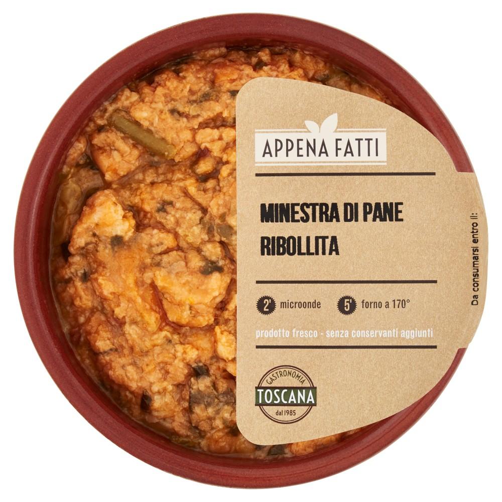 Gastronomia Toscana Appena Fatti Minestra di Pane Ribollita