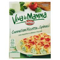 Fratelli Beretta Viva la Mamma Cannelloni Ricotta e Spinaci