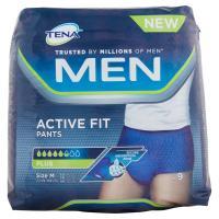 Tena Men Active Fit Pants Plus Size M