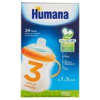 Humana 3 Latte di crescita