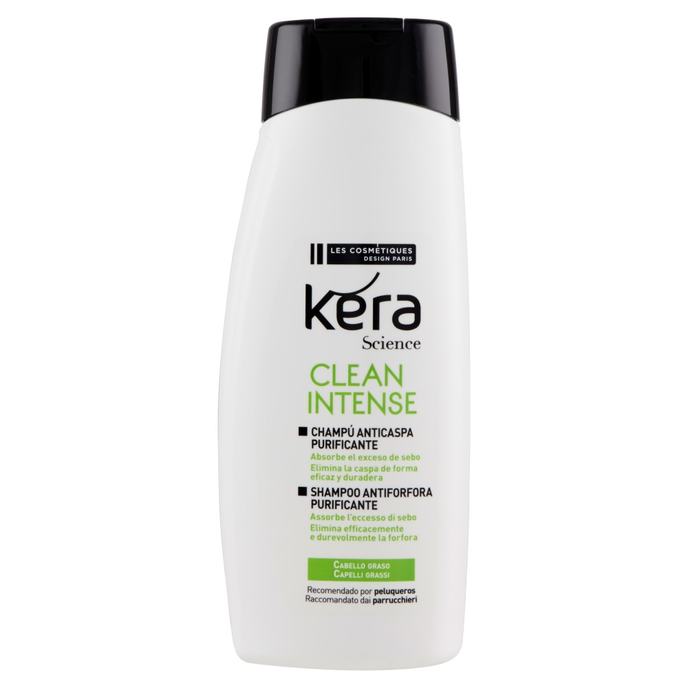 Kera Science Clean Intense Shampoo Antiforfora Purificante
