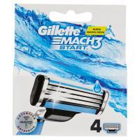 Gillette Mach3 Start Lame per Rasoio da Uomo