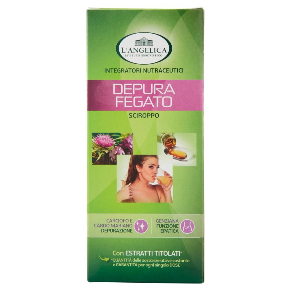 L'Angelica Nutraceutica Depura Fegato