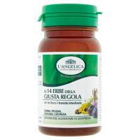 L'Angelica Nutraceutica Le 14 erbe della giusta regola