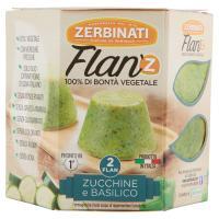 Zerbinati Flan'Z Zucchine e Basilico