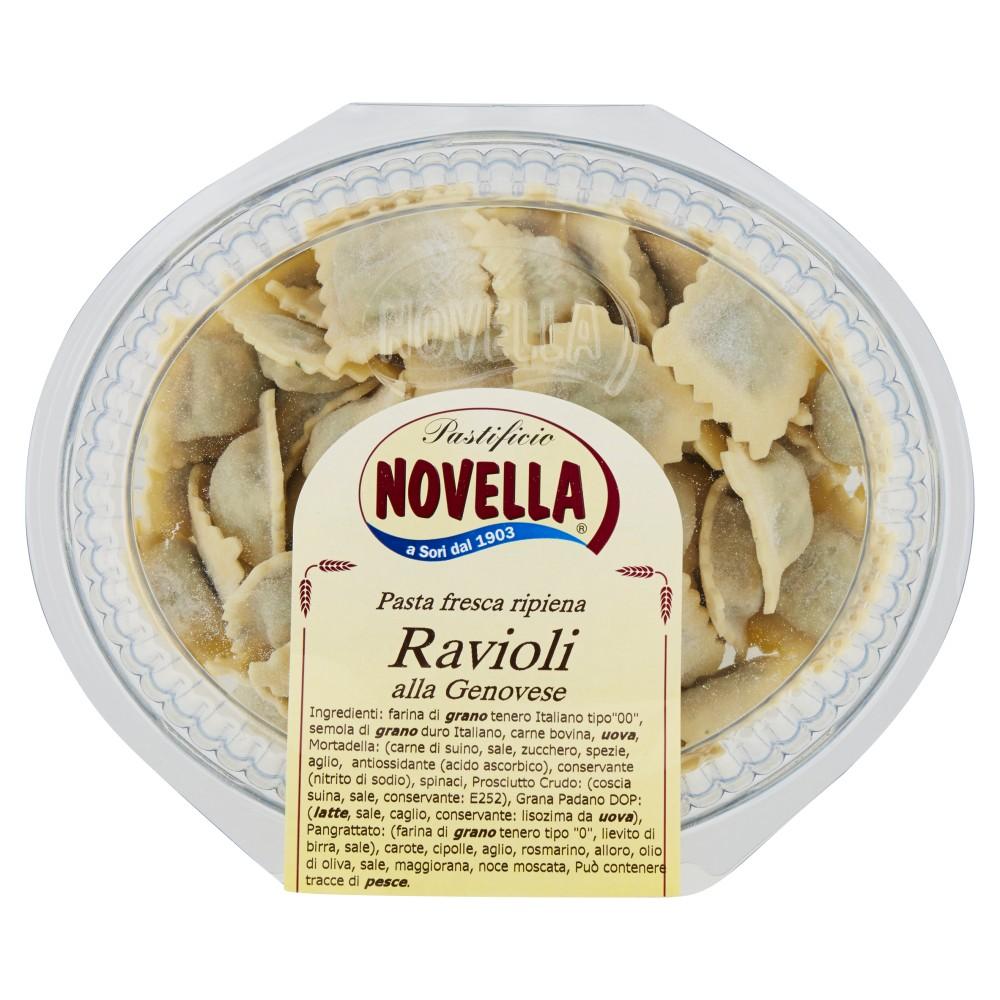 Pastificio Novella Ravioli alla Genovese