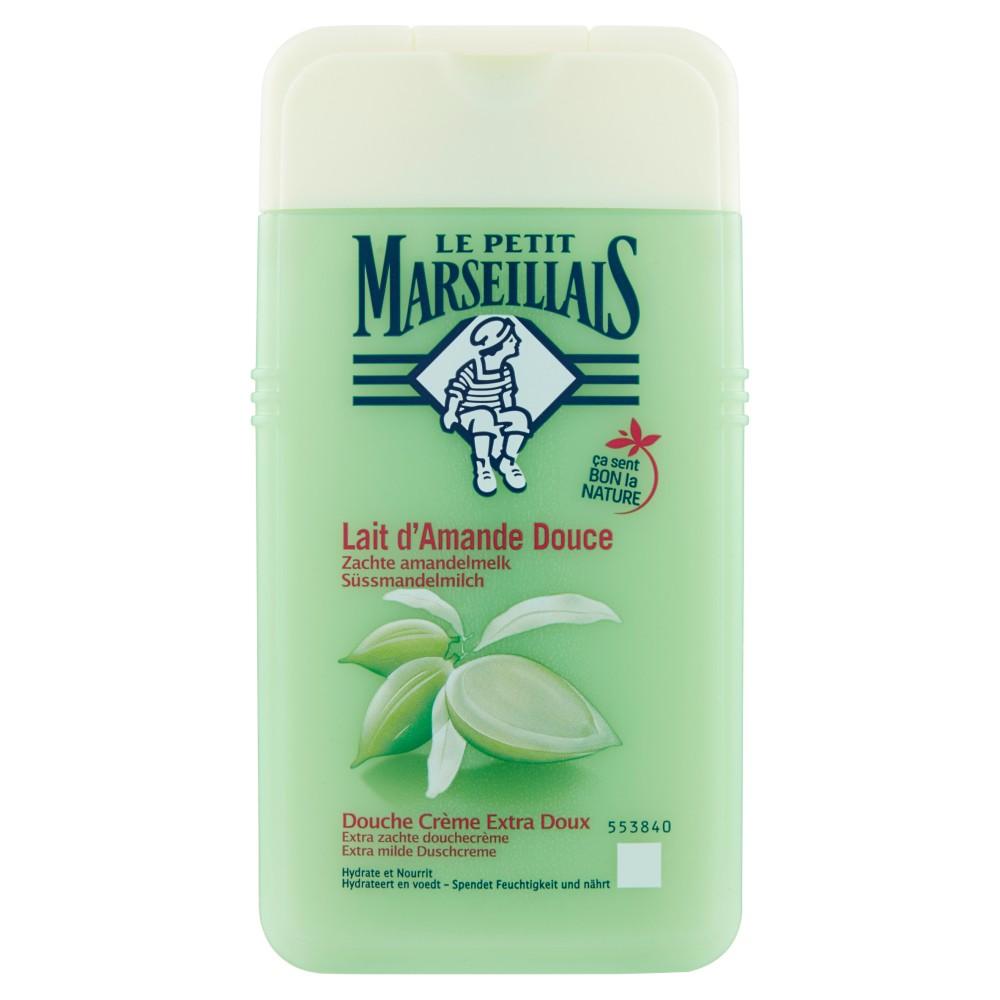 Le Petit Marseillais Lait d'Amande Douce Douche Crème Extra Doux