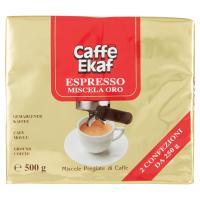 Caffè Ekaf Espresso Miscela Oro