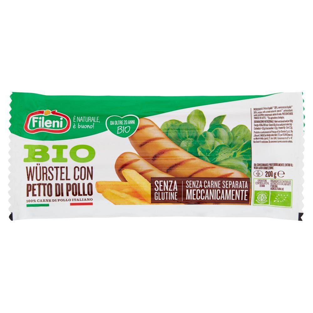 Fileni Bio Wurstel di Pollo