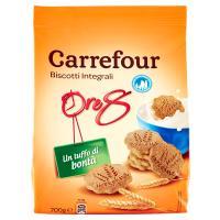Carrefour Ore 8 Biscotti Integrali