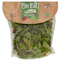 Bonduelle Be!Bio Mix Sfizioso Lattughino Verde e Rosso, Carote
