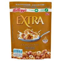 Kellogg's Extra Caramelized Nuts