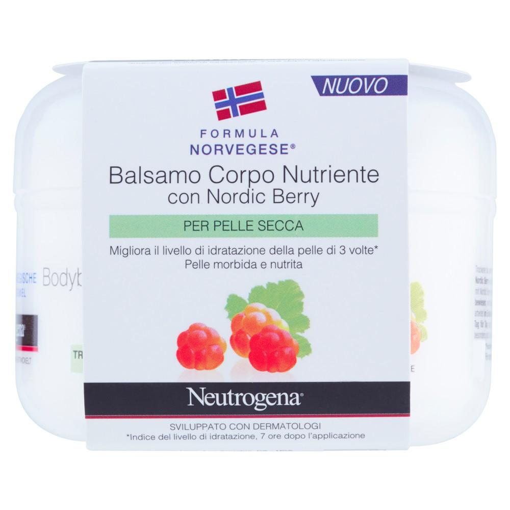 Neutrogena Bagno Doccia : Neutrogena balsamo corpo nutriente per pelle secca bellezza e
