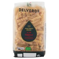 Delverde Integrale Biologica Fusilli No 146