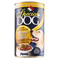 Special Dog Bocconi cotti al forno con tacchino pollo e cereali
