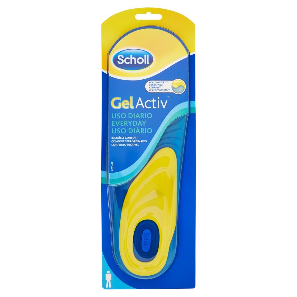 Scholl GelActiv Everyday Uomo Numero