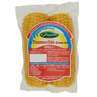 Ghisetti i prestopronti le Pannocchie di mais dolce