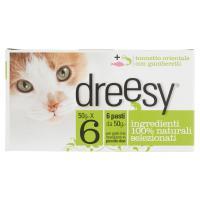 Dreesy Tonnetto orientale con gamberetti lattina gatto