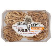 Luciana Mosconi fettuccine specialità di Farro e Uova fresche