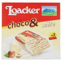 Loacker Choco & White