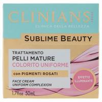 Clinians Sublime Beauty Trattamento Antirughe Idratante