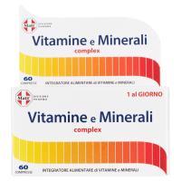 Matt Divisione Pharma Vitamine e Minerali Complex