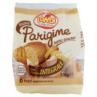 Londi Parigine Con Farina Integrale