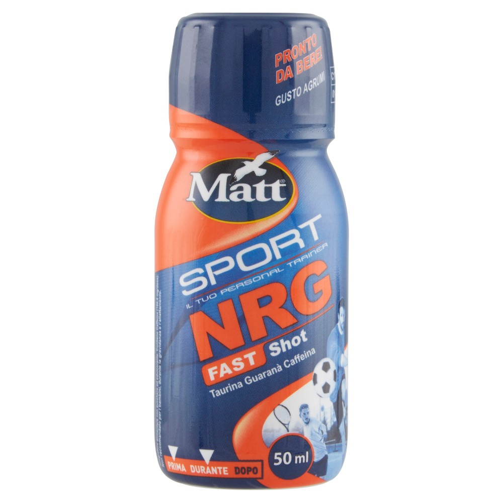 Matt Sport NRG Fast Shot