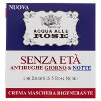 Acqua alle Rose Senza Età Antirughe Giorno & Notte Crema Maschera Rigenerante