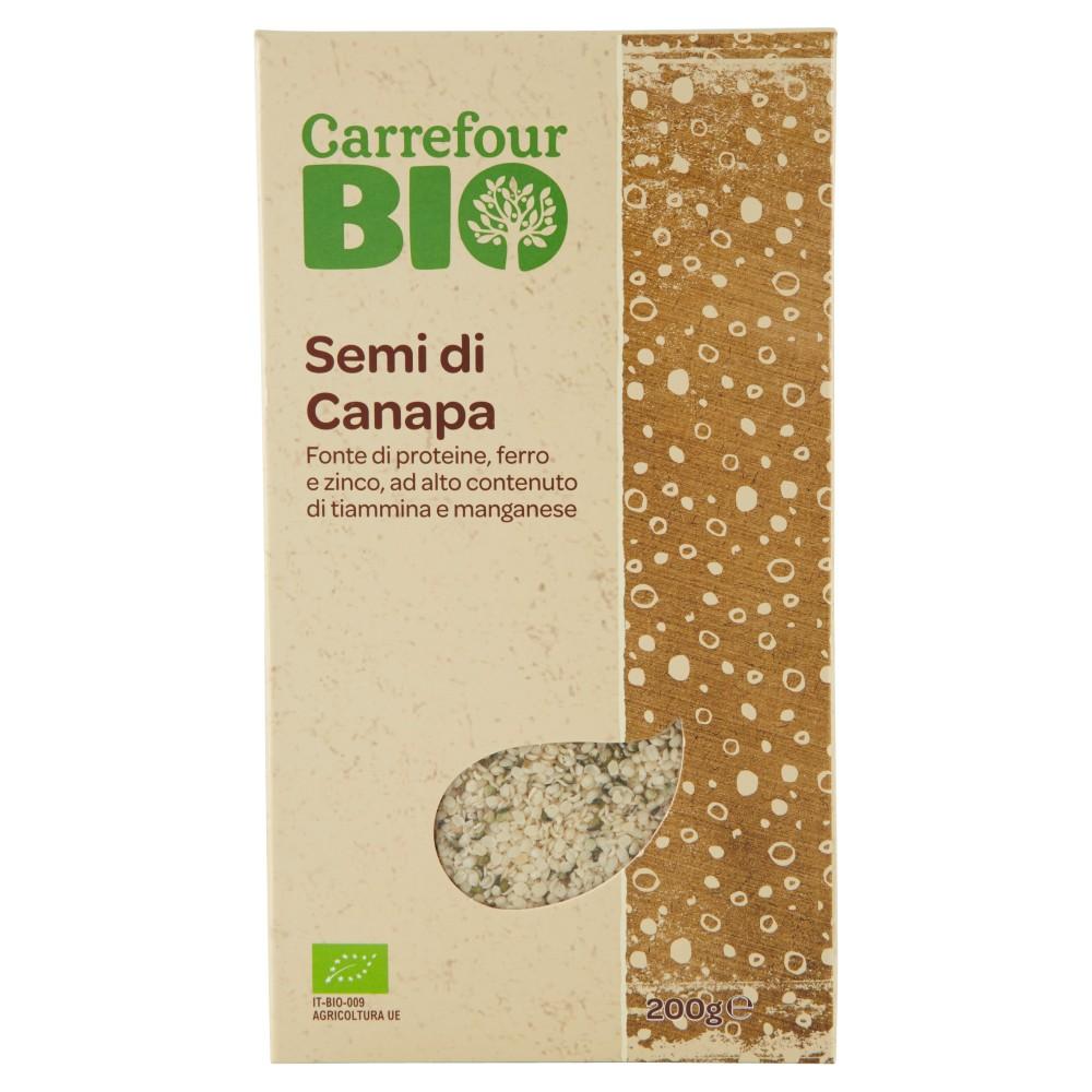 Carrefour Bio Semi di Canapa