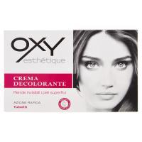 Oxy esthétique Crema Decolorante Tubetti 25 ml +