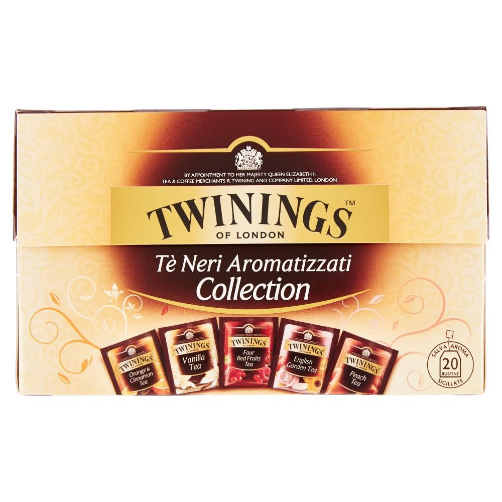 Twinings Tè Neri Aromatizzati Collection