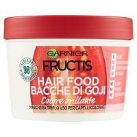 Garnier Fructis Hair Food Bacche di Goji - Maschera nutriente 3in1 per capelli colorati