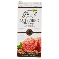 Fiorucci Cotechino Cotto A Vapore