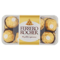 16 Ferrero Rocher