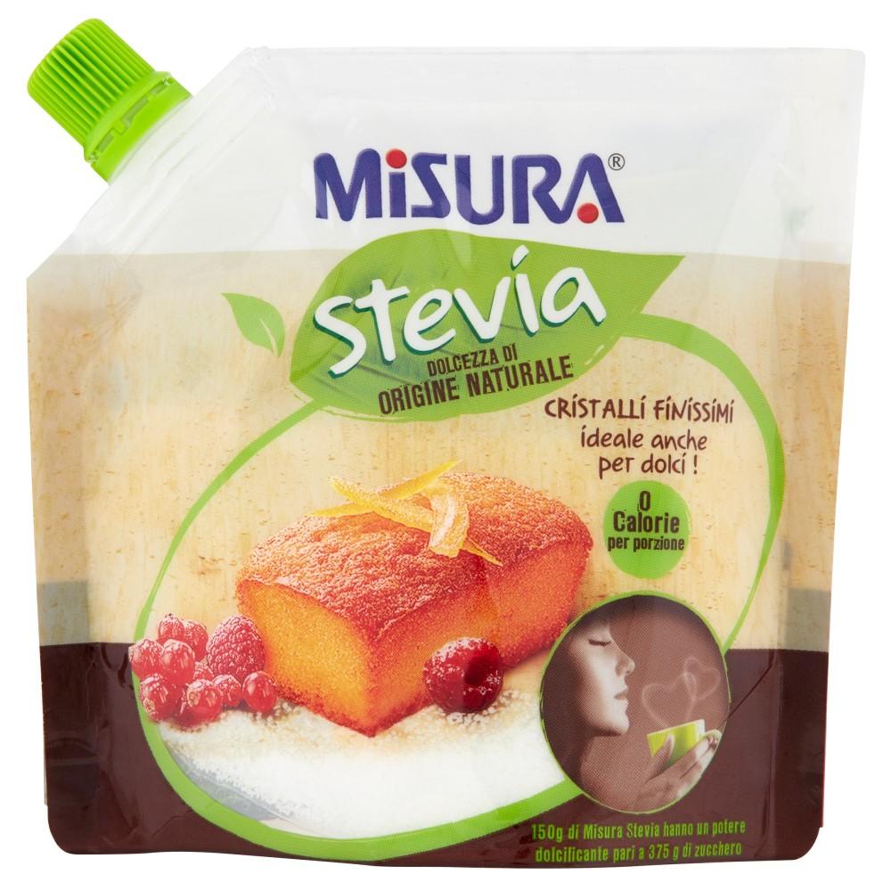 Misura Stevia Cristalli Finissimi
