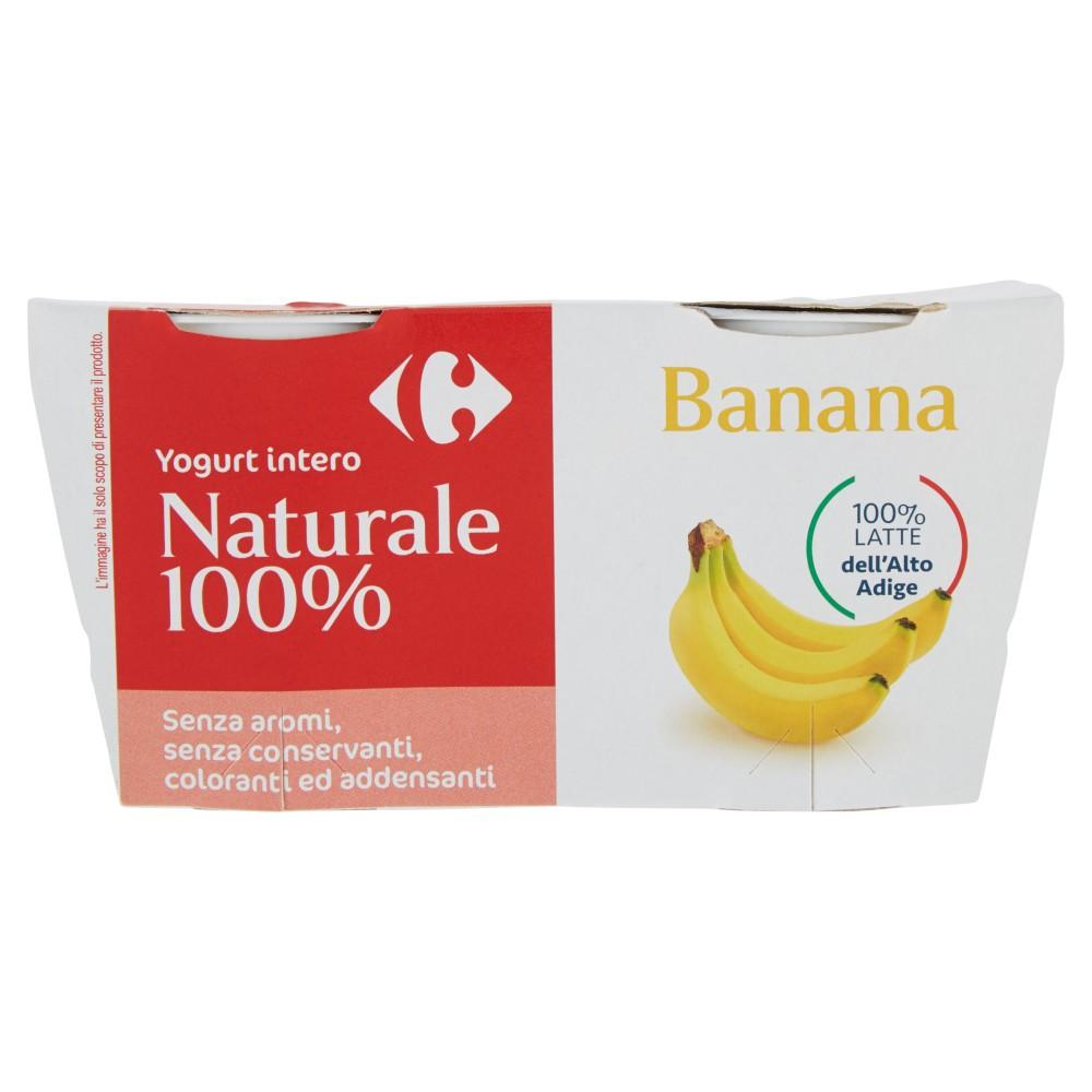 Yogurt Intero Bianco Naturale