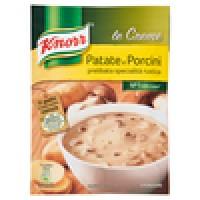 Knorr crema patate+porcini